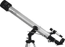 DÖRR 567070 JUPITER 35-400x, 60 mm, Transportables Linsenteleskop