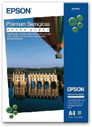 EPSON S041332 Premium Fotopapier 210 x 297 mm  A4