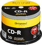 Media Markt INTENSO 1001125 CD-R 80 50ER SPINDEL CD-R