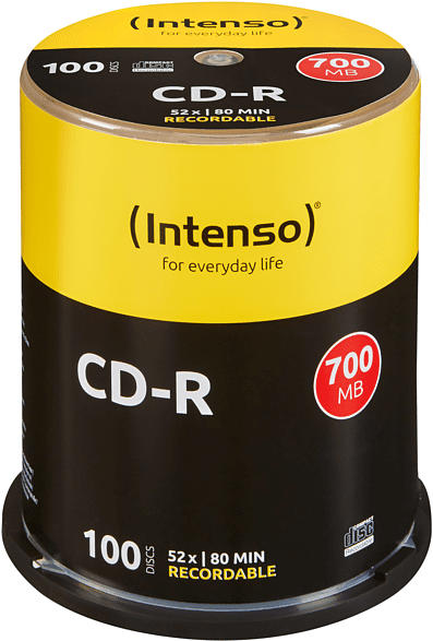 INTENSO CD-R Rohlinge