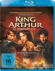 King Arthur (Directors Cut) [Blu-ray]