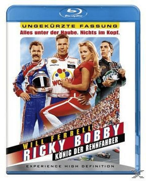 Ricky Bobby ‑ König der Rennfahrer [Blu-ray]