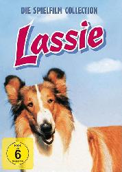 Lassie - Die Spielfilm Collection [DVD]