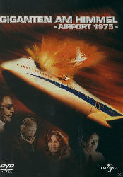 AIRPORT 1975 - GIGANTEN AM HIMMEL [DVD]