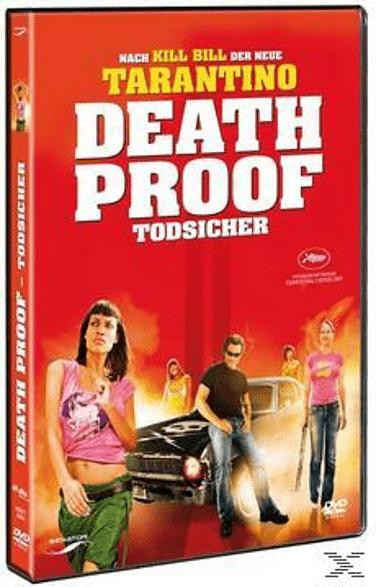 Death Proof - Todsicher [DVD]