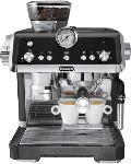 MediaMarkt Espresso Siebträger Maschine La Specialista Schwarz (EC9335BK)