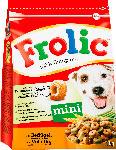 dm-drogerie markt Frolic Trockenfutter für Hunde, Mini mit Geflügel, Gemüse & Getreide