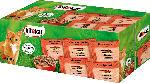 dm-drogerie markt kitekat Nassfutter für Katzen, Bunte Vielfalt in Sauce, Multipack, 48x100g