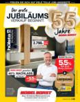 Möbel Borst Jubiläums Verkauf - bis 11.08.2020