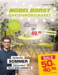 Möbel Borst Gartenmöbel Angebote - bis 15.08.2020