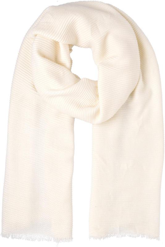 Damen Schal in gekreppter Optik (Nur online)