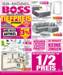 Möbel Boss AKTUELLE ANGEBOTE - bis 02.08.2020