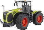 MediaMarkt BRUDER Claas Xerion 5000 Traktor, Mehrfarbig