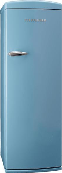 TELEFUNKEN TFK043FB2  Kühlschrank (A++, 197 kWh/Jahr, 1769 mm hoch, Blau)