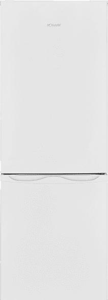 BOMANN KG 322   Kühlgefrierkombination (A+++, 110 kWh/Jahr, 1430 mm hoch, Weiß)
