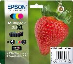 MediaMarkt EPSON Original Tintenpatrone Erdbeere mehrfarbig (C13T29964012)