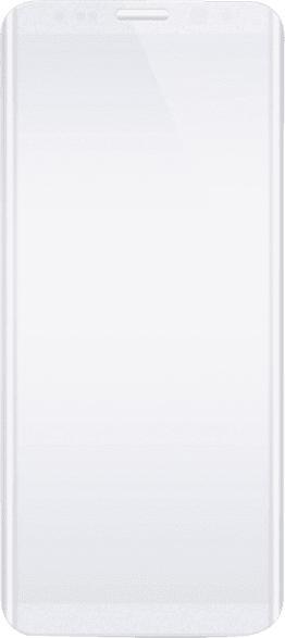 BLACK ROCK Ultrathin 3D Fullscreen Schutzglas (Samsung Galaxy S8+)