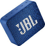 MediaMarkt JBL GO2 Bluetooth Lautsprecher, Blau, Wasserfest