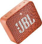 MediaMarkt JBL GO2 Bluetooth Lautsprecher, Orange, Wasserfest