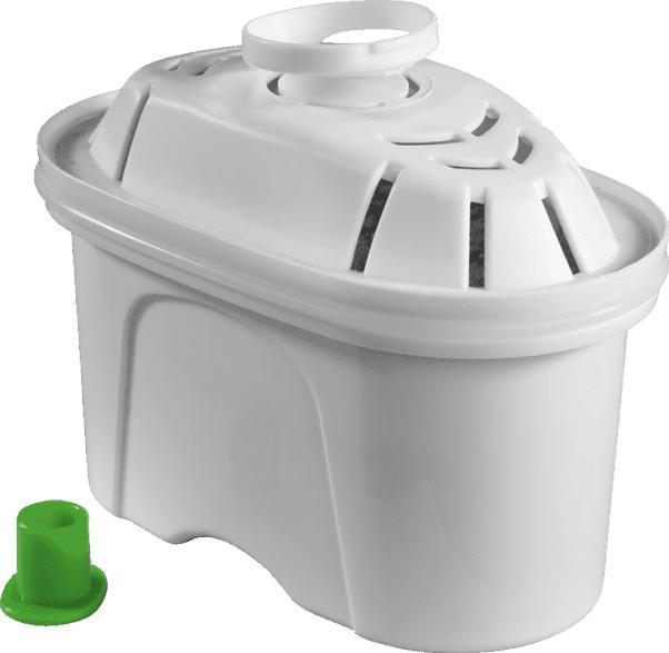 XAVAX 6er-Pack,  Wasserfilterkartuschen, Weiß