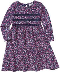 Mädchen Kleid mit Streublumen-Allover (Nur online)