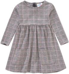 Mädchen Kleid mit Karo-Muster