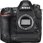 MediaMarkt NIKON D6 Spiegelreflexkamera, 20.8 Megapixel, Touchscreen Display, WLAN, Schwarz