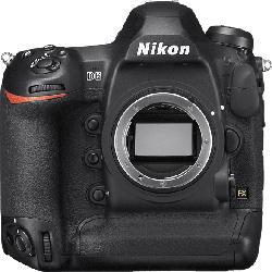 NIKON D6 Spiegelreflexkamera, 20.8 Megapixel, Touchscreen Display, WLAN, Schwarz