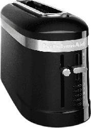 KITCHENAID 5KMT3115EOB  Design Kollektion Toaster Onyx Schwarz (900 Watt, Schlitze: 1)