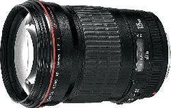 CANON EF 135mm f/2L USM 135 mm f/2 EF, L-Reihe, USM (Objektiv für Canon EF-Mount, Schwarz)