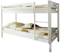 Etagenbett Rene 90x200 cm Weiß