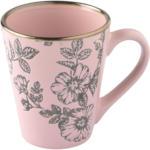 Ernsting's family Tasse mit Blüten-Muster