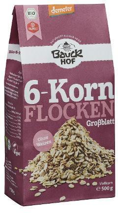 6-Korn Flocken