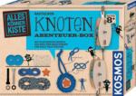 MediaMarkt KOSMOS Knoten Abenteuer-Box Bastelset, Mehrfarbig