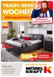 Möbel Kraft TRAUM-SPAR Wochen - bis 08.09.2020