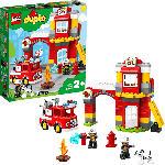 Media Markt LEGO 10903 Feuerwehrwache Bausatz, Mehrfarbig