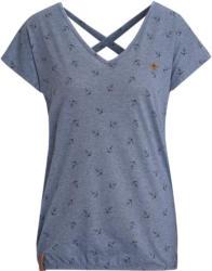 Damen T-Shirt mit Anker-Allover (Nur online)