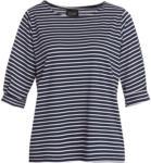 Ernsting's family Damen Shirt im Ringel-Look (Nur online)