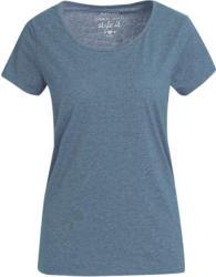 Damen T-Shirt in Melange-Optik (Nur online)