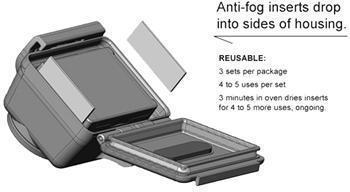 GoPro Anti Fog Insert