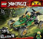 MediaMarkt LEGO 71700 Lloyds Dschungelräuber Bauset, Mehrfarbig