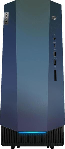 LENOVO IdeaCentre Gaming 5i, Gaming-PC, Core™ i7 Prozessor, 16 GB RAM, 512 GB SSD, GeForce GTX 1660 SUPER, Raven Black