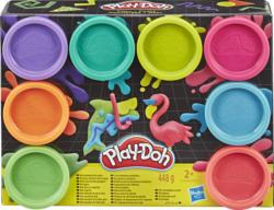 PLAY-DOH Play-Doh 8er Pack Spielset, Farbauswahl nicht möglich