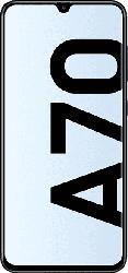 SAMSUNG Galaxy A70 128 GB Black Dual SIM