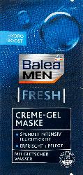 Balea MEN Fresh Creme-Gel Maske