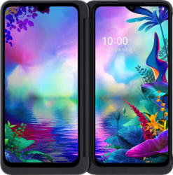 LG G8X Thinq Dual Screen 128 GB Schwarz Dual SIM