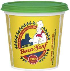 Born Senf mittelscharf jeder 200-ml-Becher