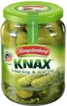 real Knax Gurken oder Sticksi versch. Sorten jedes 720-ml-Glas/360 g Abtropfgewicht - bis 08.08.2020