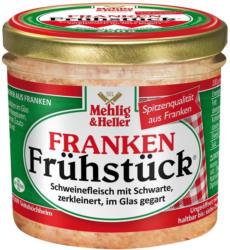 Mehlig & Heller Frankenwurst versch. Sorten jede 250-g Glas