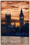 Möbelix Keilrahmenbild London View